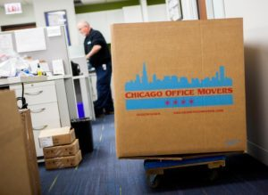 Movers for Office Renovation and Remodeling in Chicago, IL