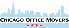 Chicago Office Movers Logo