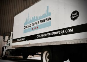 Chicago-Office-Movers-Truck