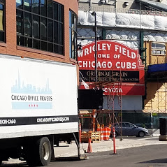Chicago-Office-Movers-Wrigley-Field