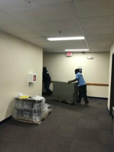Commercial Moving Services Chicago