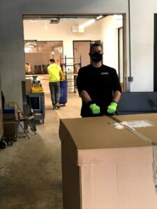 Commercial Move - Chicago Office Movers