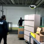 Filing Cabinet and Storage Area - Chicago Office Movers