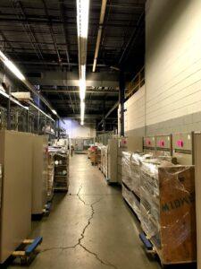 Storage Area - Mid-West Moving & Storage