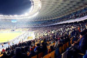 Large Sports Stadium